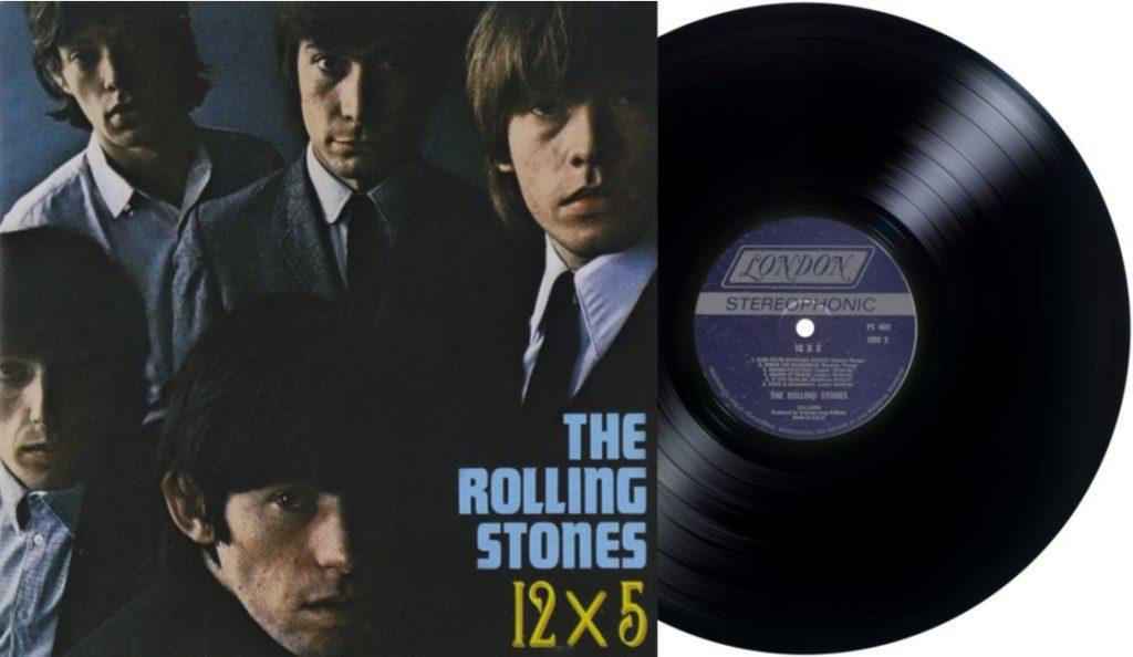 "The Rolling Stones – ""12 X 5""<br>17. Listopada – 1964."