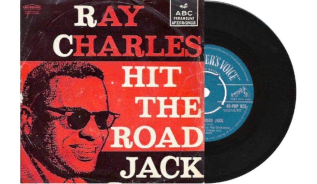 "Ray Charles – ""Hit the Road Jack""<br>02. Listopada – 1961."