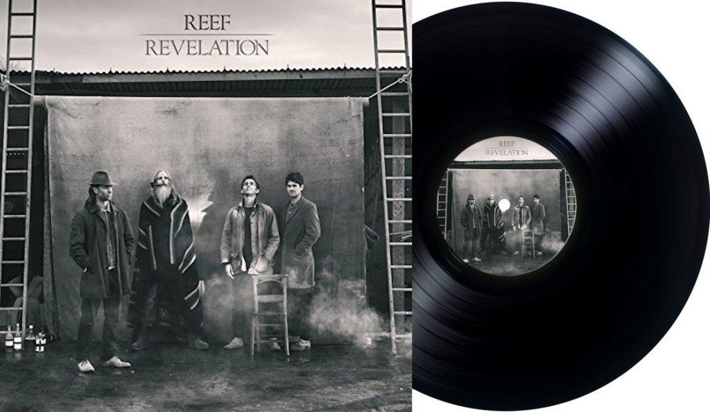 "Reef – ""Revelation""<br>Svibanj – 2018."