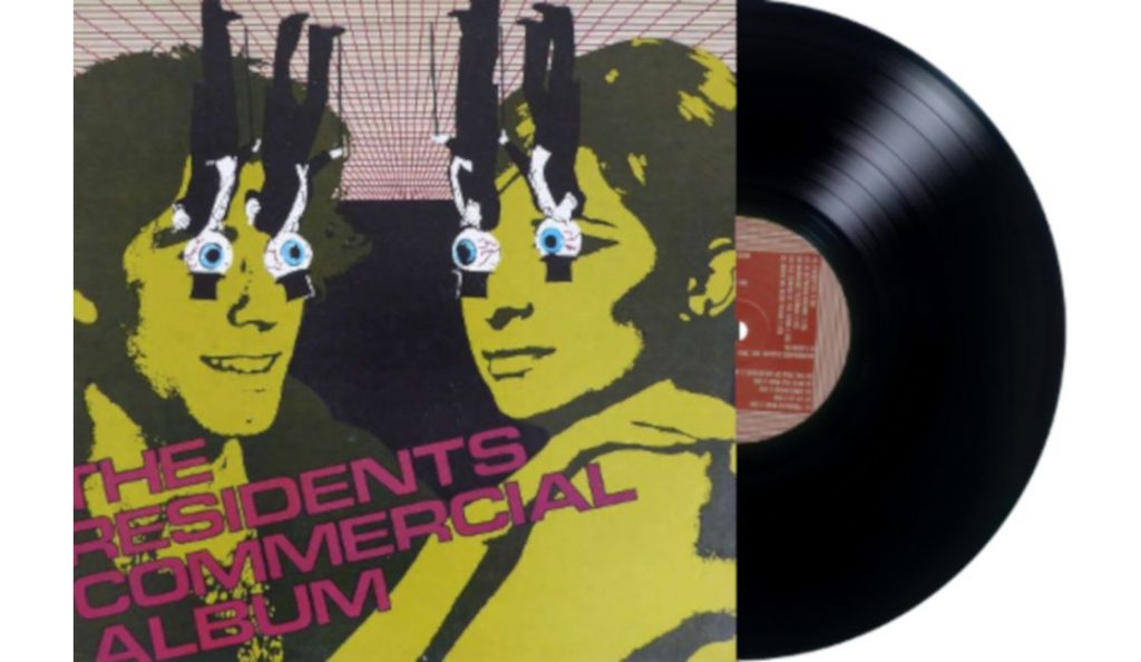 "The Residents – ""Commercial Album""<br>Listopad – 1980."