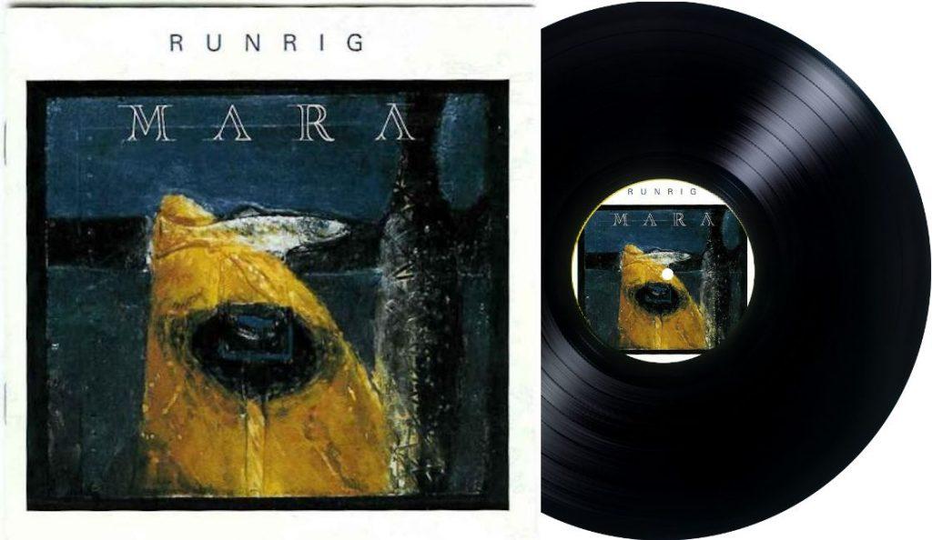 "Runrig  – ""Mara""<br>Studeni – 1995."