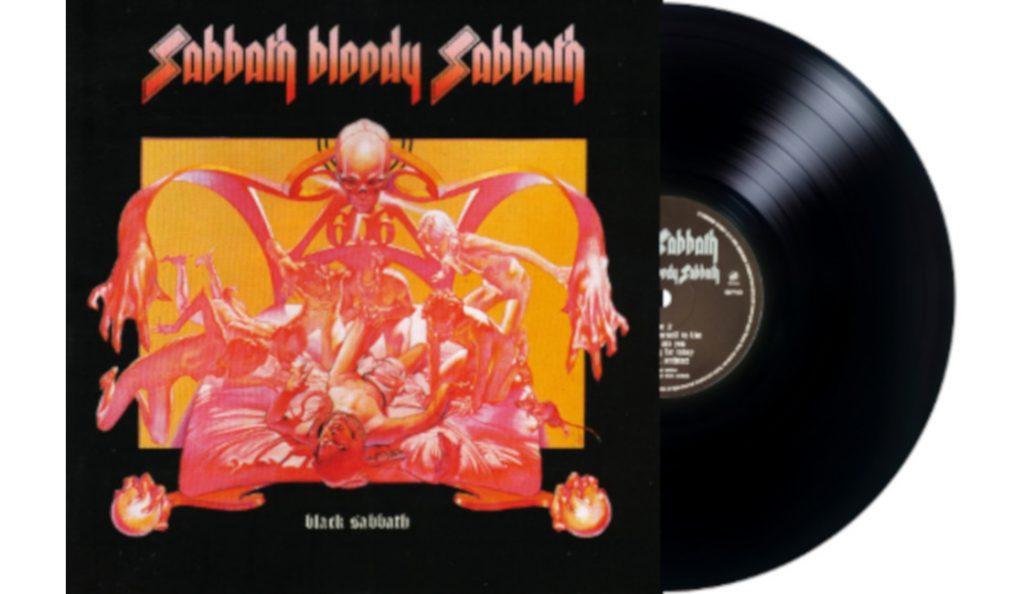 "Black Sabbath – ""Sabbath Bloody Sabbath""<br>Prosinac – 1973."