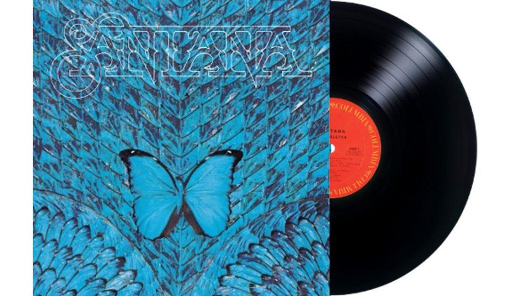 "Santana – ""Borboletta""<br>13. Listopada – 1974."