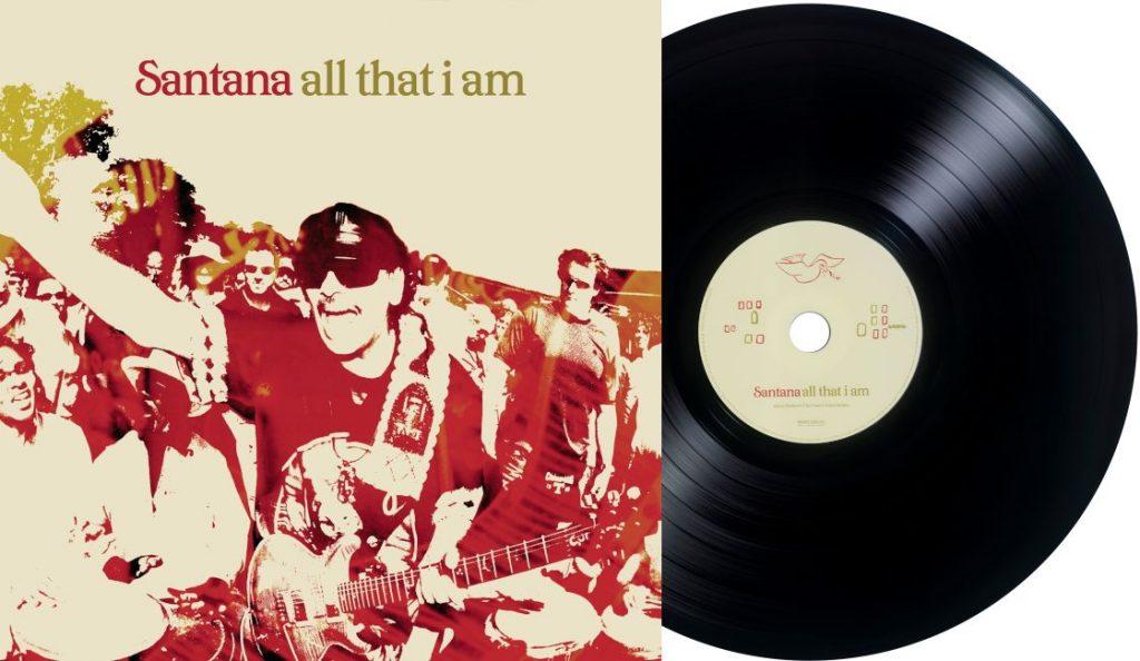 "Santana – ""All That I Am""<br>Listopad – 2005."