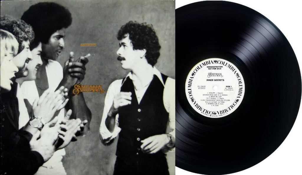 "Santana – ""Inner Secrets""<br>18. Listopada – 1978."