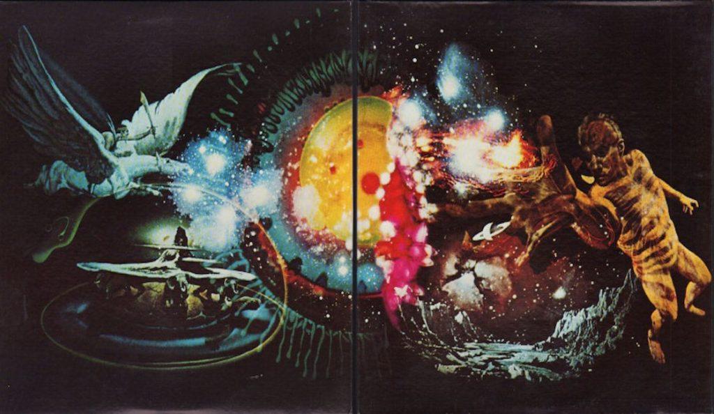 "Santana – ""Santana III""<br>11. Rujna – 1971."