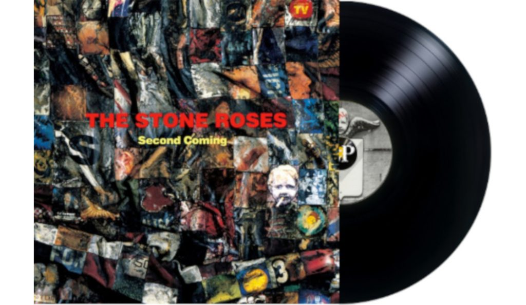 "The Stone Roses – ""Second Coming""<br>Prosinac – 1994."