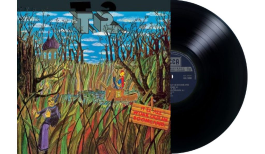 """T2  – """"It'll All Work Out In Boomland""""<br>31. Srpnja – 1970."""