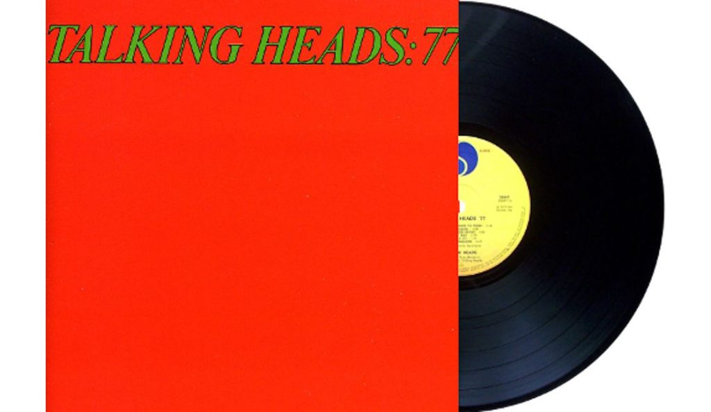 "Talking Heads – ""Talking Heads: 77""<br>16. Rujna – 1977."