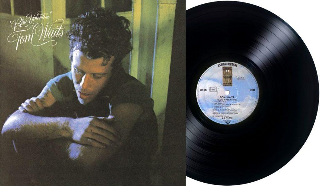 """Tom Waits  – """"Blue Valentine""""<br>05. Rujna – 1978."""