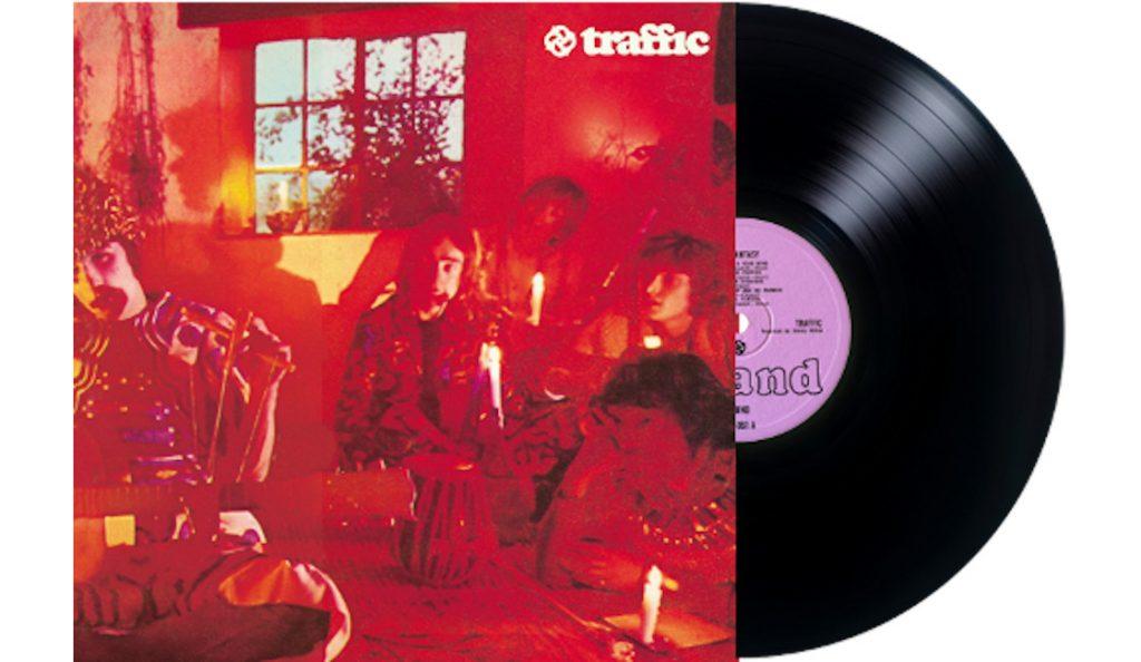 "Traffic – ""Mr. Fantasy""<br>Prosinac – 1968."