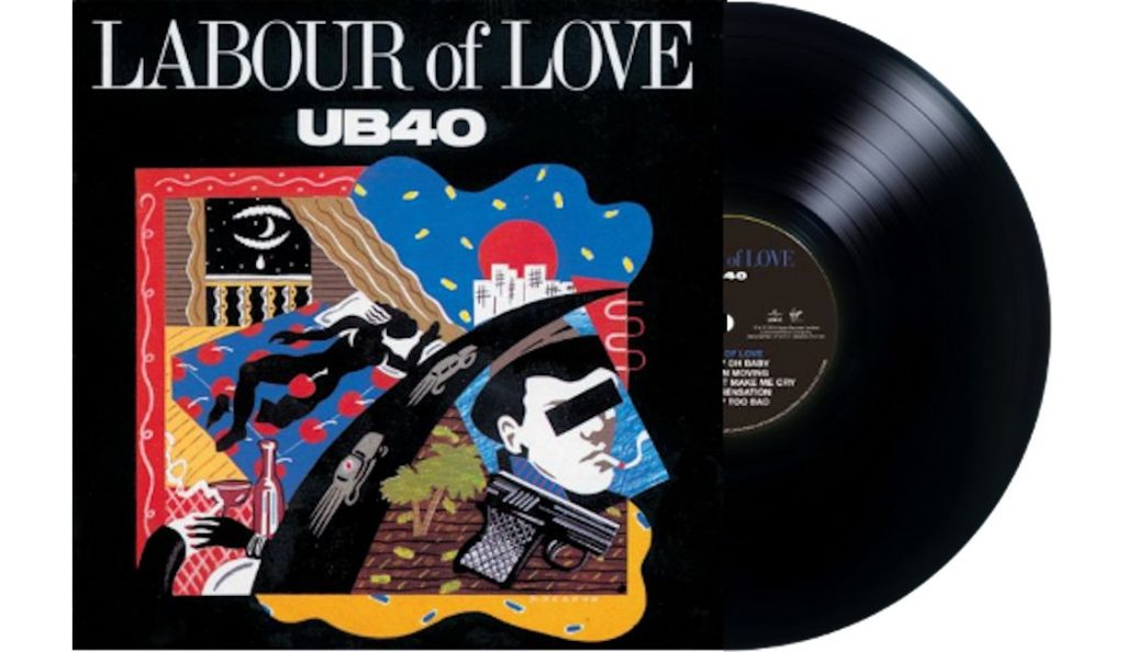 "UB40 – ""Labour of Love""<br>Rujan – 1983."