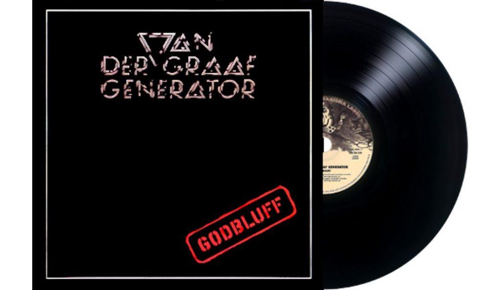 "Van der Graaf Generator – ""Godbluff""<br>10. Listopada – 1975."
