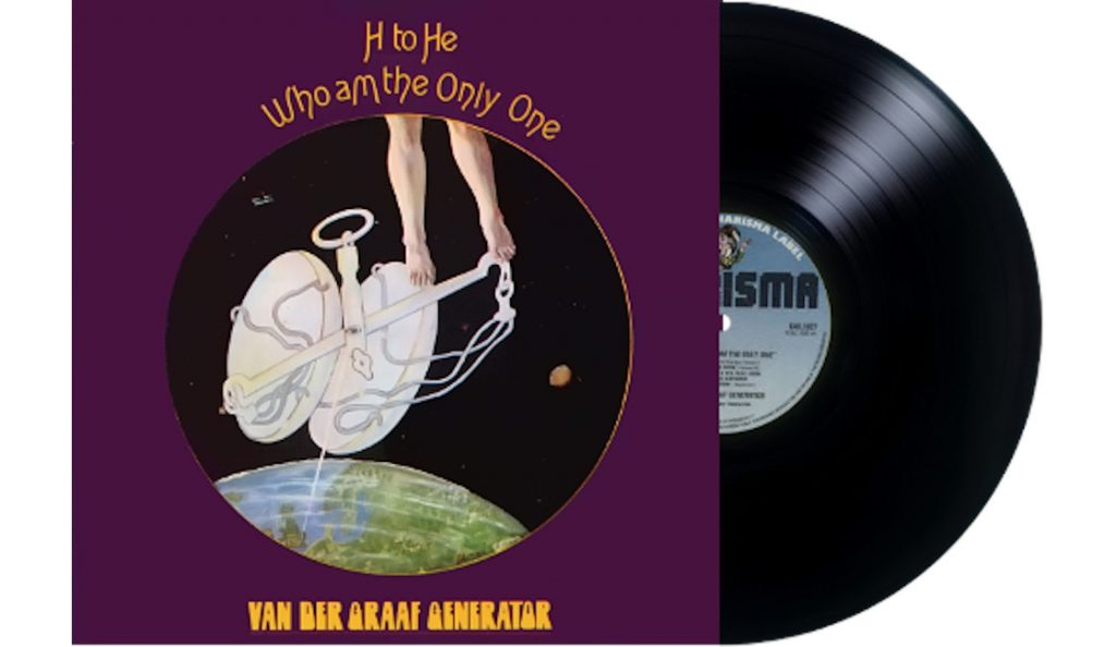 """Van der Graaf Generator – """"H to He, Who Am the Only One""""<br>Prosinac – 1970."""