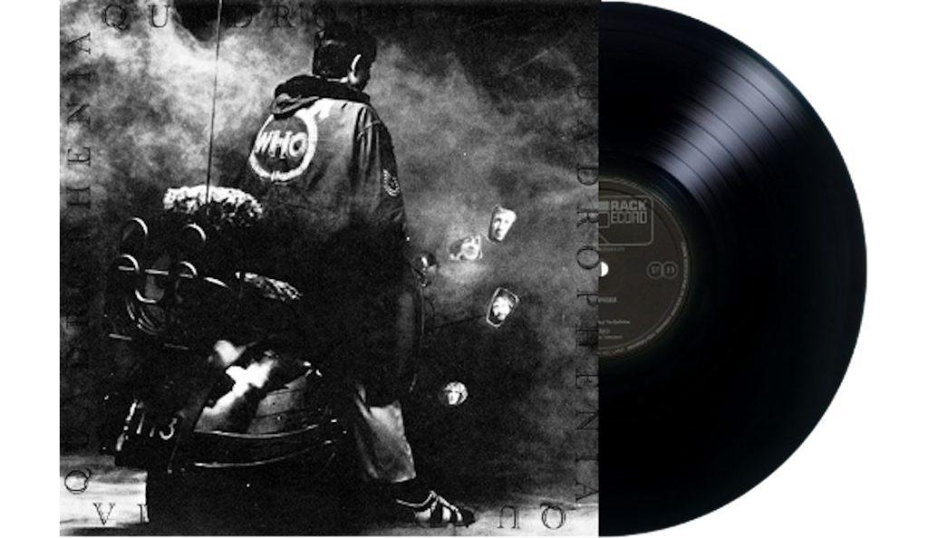 "The Who – ""Quadrophenia""<br>19. Listopada – 1973."