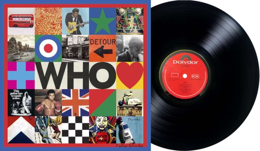 "The Who – ""Who""<br>Prosinac – 2019."