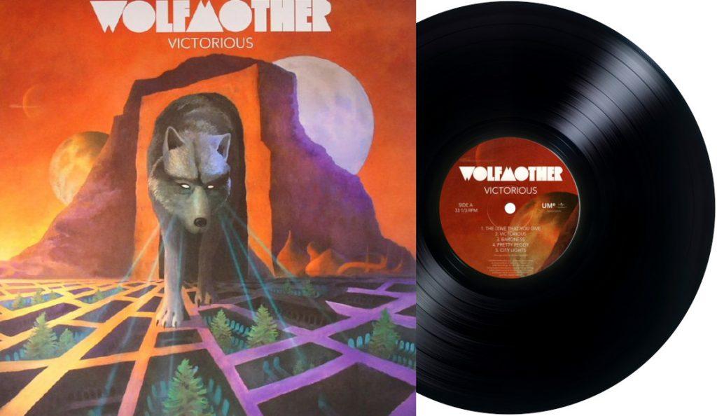 """Wolfmother – """"Victorious""""<br>Veljača – 2016."""