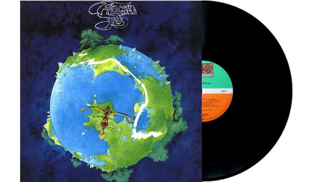 "Yes – ""Fragile""<br>Prosinac – 1971."