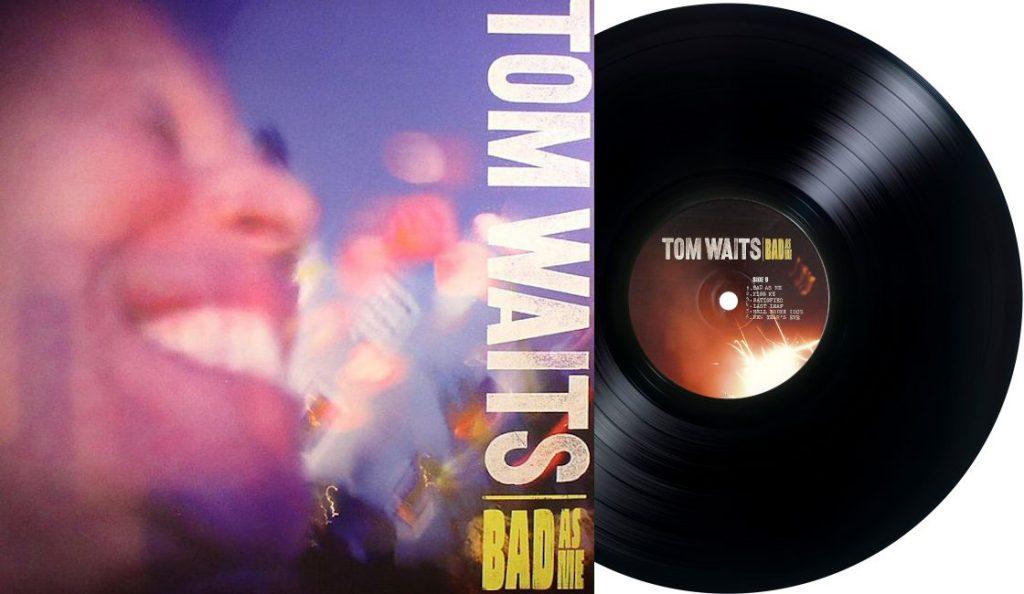 "Tom Waits – ""Bad as Me""  <br>Listopad – 2011."