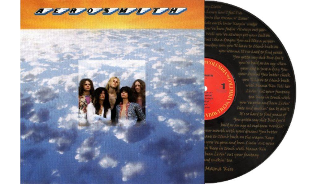 """Aerosmith – """"Aerosmith""""<br>Siječanj – 1973."""