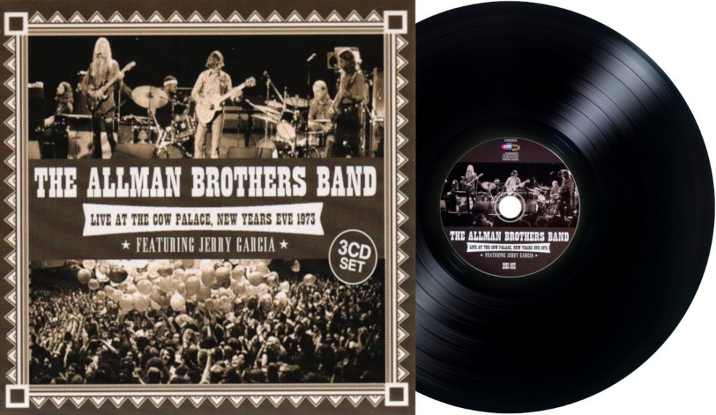 "The Allman Brothers Band – ""Live At The Cow Palace""<br>Siječanj – 1973."