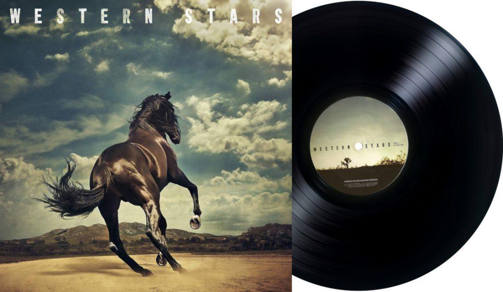 "Bruce Springsteen – ""Western Stars""<br>Listopad – 2019."