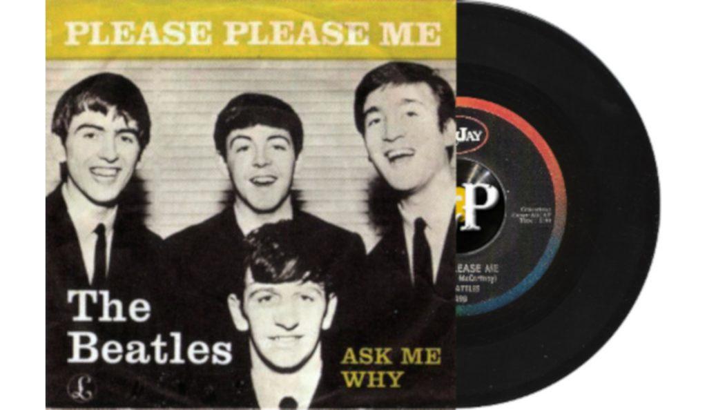 "The Beatles – ""Please Please Me""<br>Siječanj – 1963."
