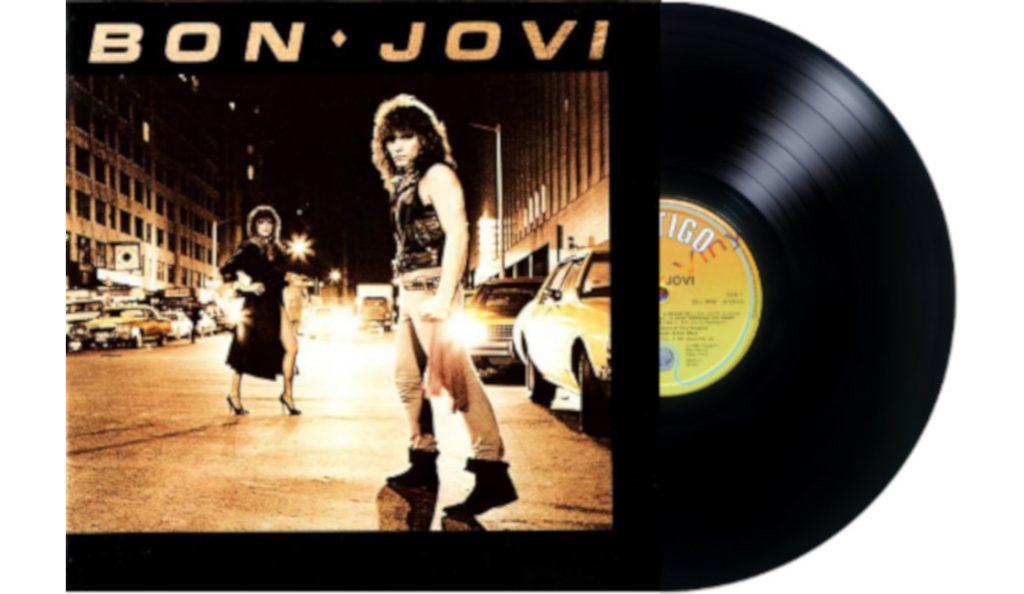 "Bon Jovi – ""Bon Jovi""<br>Siječanj – 1984."