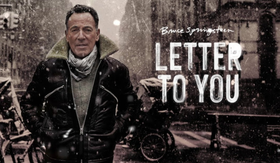 """Bruce Springsteen – """"Letter to You""""<br>Listopad – 2020."""