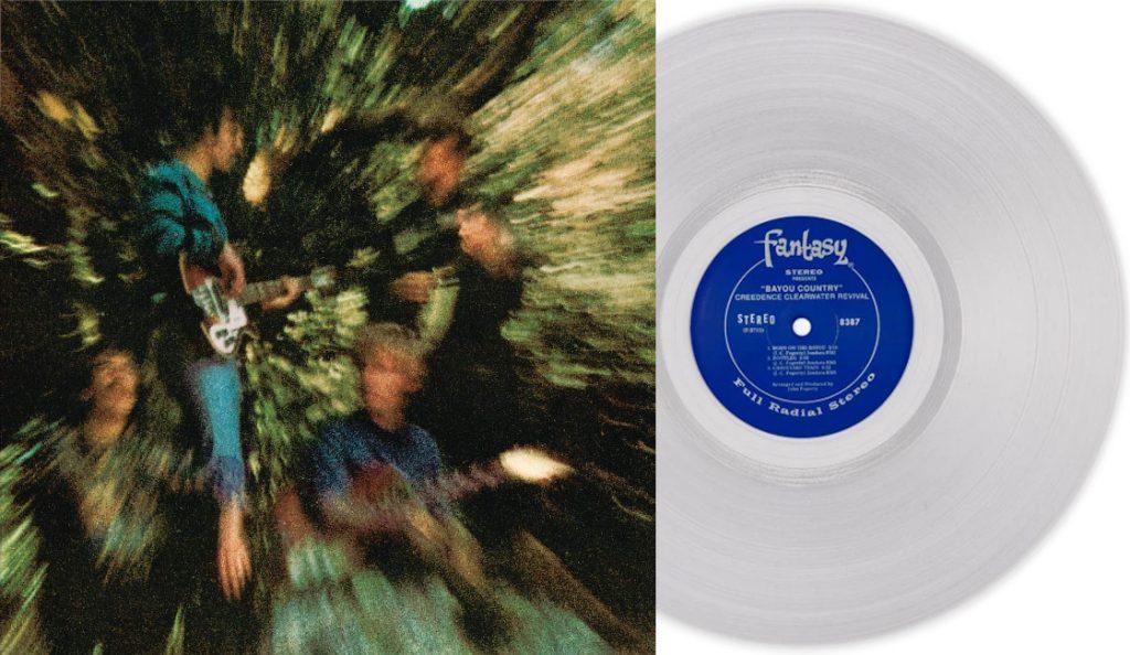 "Creedence Clearwater Revival – ""Bayou Country""<br>Siječanj – 1969."