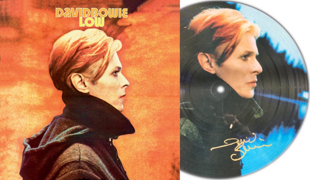 """David Bowie – """"Low""""<br>Siječanj – 1977."""