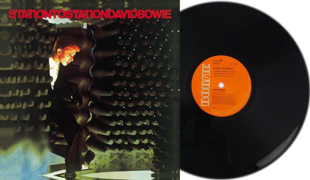 "David Bowie – ""Station to Station""<br>Siječanj – 1976."