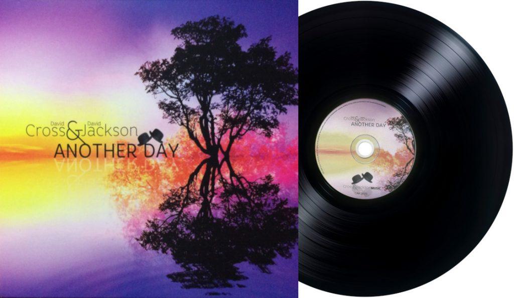 "David Cross & David Jackson – ""Another Day""<br>Ožujak – 2018."