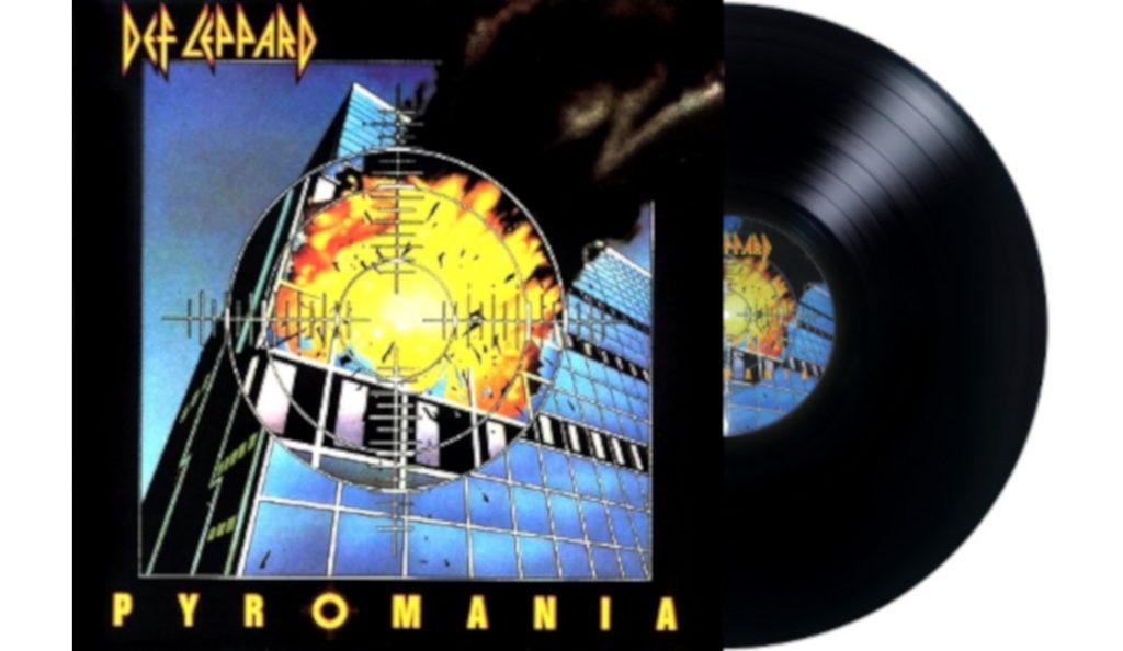 "Def Leppard – ""Pyromania""<br>Siječanj – 1983."