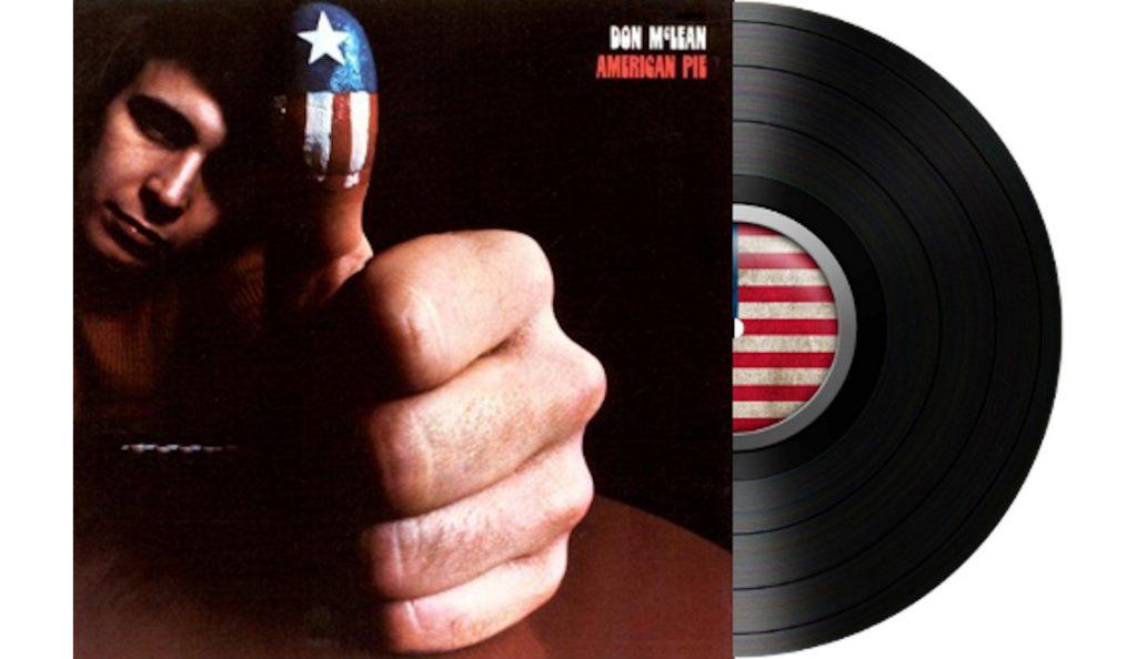 "Don McLean – ""American Pie""<br>Siječanj – 1972."