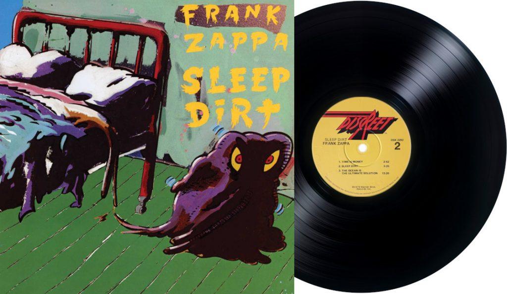 "Frank Zappa – ""Sleep Dirt""<br>Siječanj – 1979."