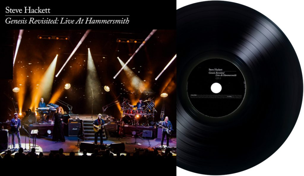 """Genesis Revisited – """"Live at Hammersmith""""<br>Listopad – 2013."""