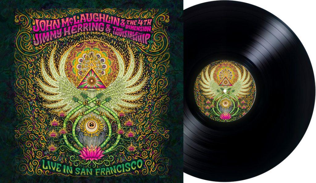 "John McLaughlin and Jimmy Herring – ""Live in San Francisco""<br>Rujan – 2018."