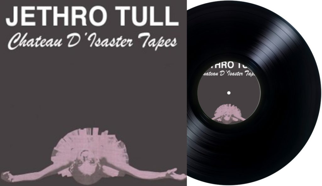 "Jethro Tull – ""The Chateau d'Isaster Tapes"" aka ""The Chateau D'Herouville Sessions""<br>Lipanj – 1988."
