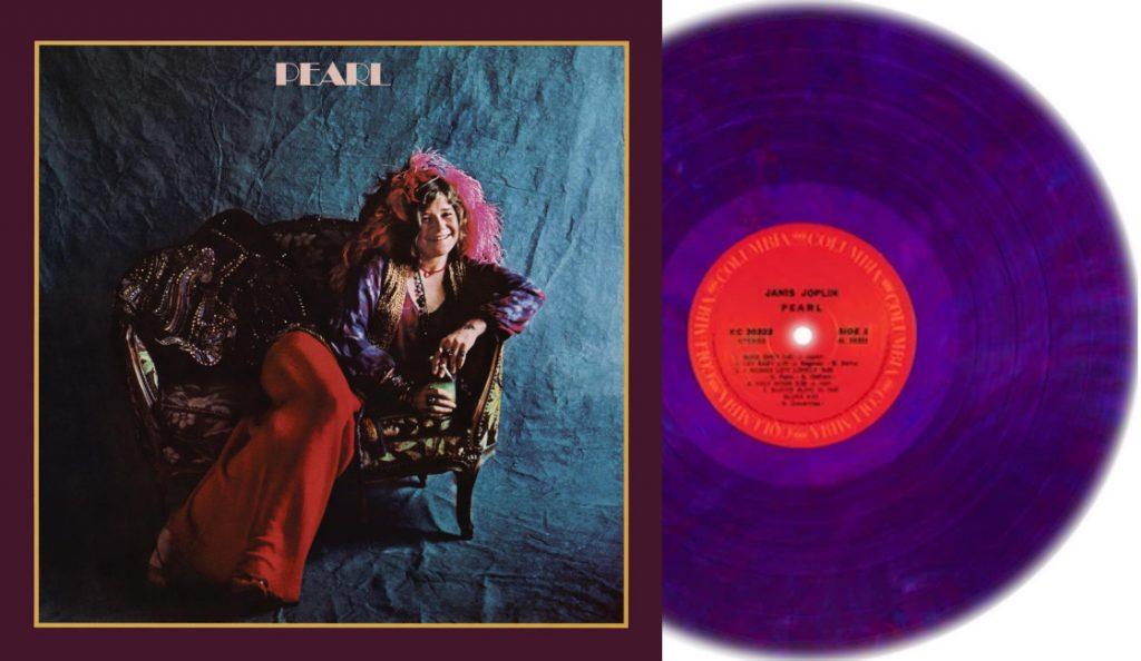 "Janis Joplin – ""Pearl""<br>Siječanj – 1971."