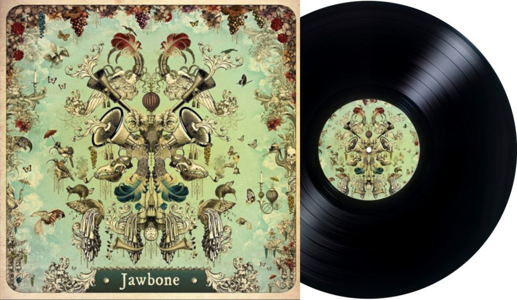 "Jawbone – ""Jawbone""<br>Kolovoz – 2018."
