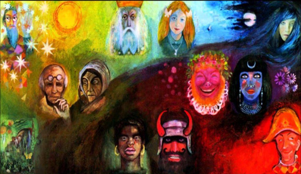 "King Crimson – ""In the Wake of Poseidon""<br>Svibanj – 1970."