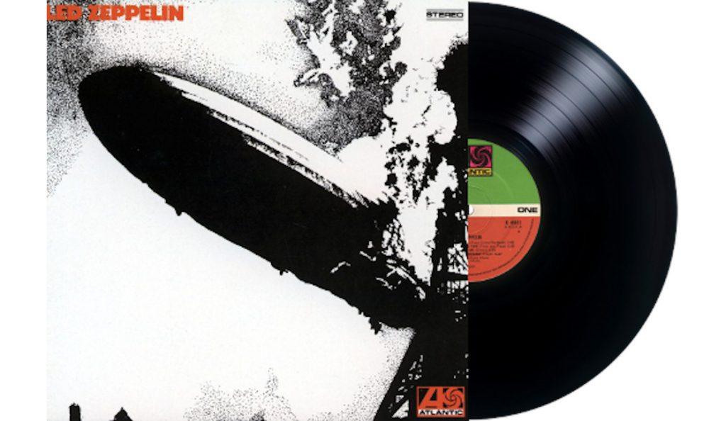 "Led Zeppelin – ""Led Zeppelin""<br>Siječanj – 1969."