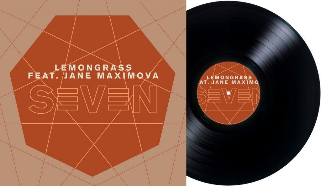 "Lemongrass feat. Jane Maximova – ""Seven""<br>Svibanj – 2019."