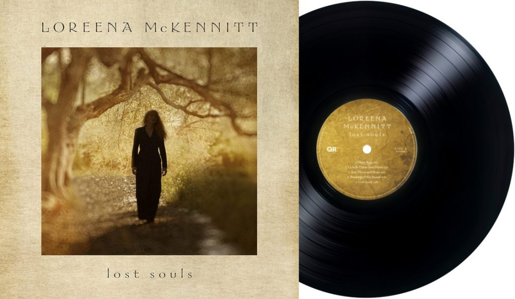 "Loreena McKennitt – ""Lost Souls""<br>Svibanj – 2018."