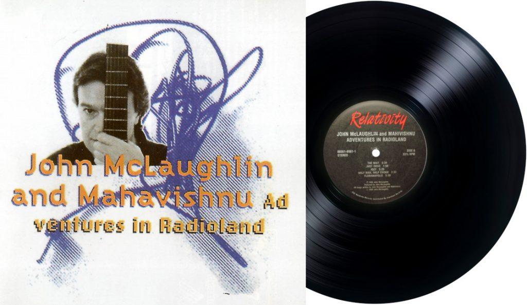 """John McLaughlin And Mahavishnu – """"Adventures in Radioland""""<br>Siječanj – 1987."""