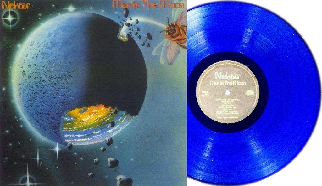 "Nektar – ""Man in the Moon""<br>Siječanj – 1980."