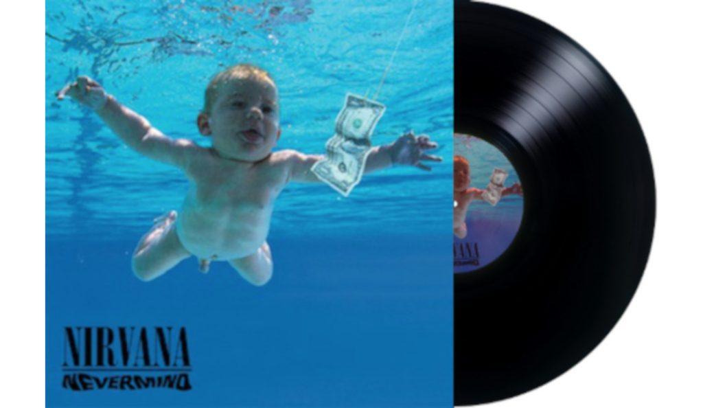 "Nirvana – ""Nevermind""<br>Rujan – 1991."