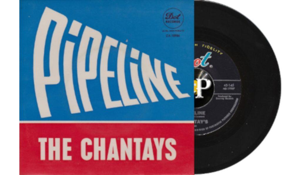 """The Chantays – """"Pipeline""""<br>Siječanj – 1963."""