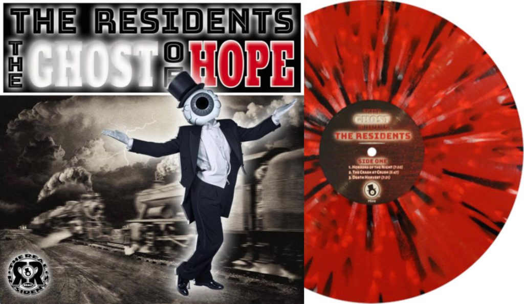 "The Residents – ""The Ghost of Hope""<br>Ožujak – 2017."